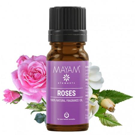 Parfumant natural Roses 10 ml