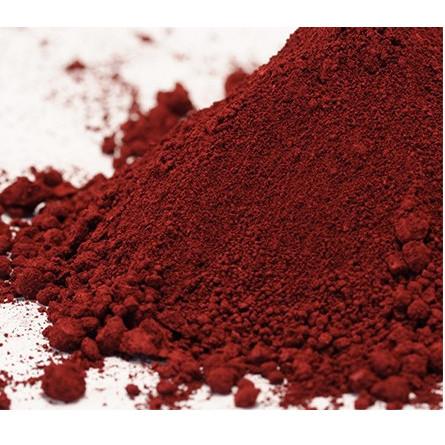 Pigment mineral rosu 2 de puritate ridicata 5 gr