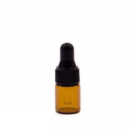 Sticluta Bruna cu PIPETA de 2 ml