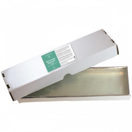Baza de sapun melt & pour Transparent 1 kg