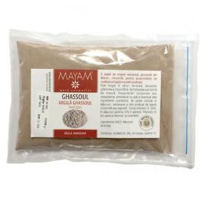 Ghassoul (argila Rhassoul) 100 gr
