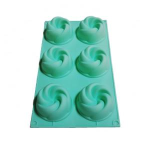 Forma de silicon Insurubat 6 cavitati