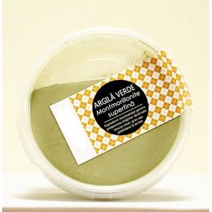 Argila verde Montmorillonite superfina 200 gr