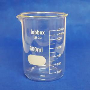 Pahar Berzelius din sticla 600 ml