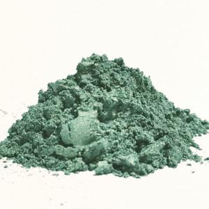 Pigment perlat Emerald Green