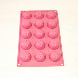 Forma silicon Mini Trandafir 15 cavitati