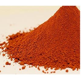 Pigment mineral rosu ocru 25 gr
