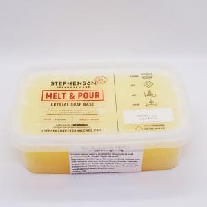 Baza de sapun cu ulei de argan Melt&Pour 1000g