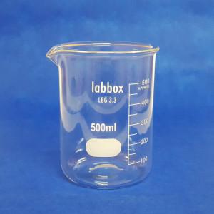 Pahar Berzelius din sticla 500 ml