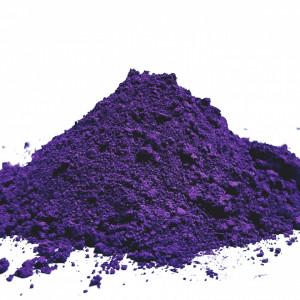 Pigment cosmetic mat violet de mangan, subton albastru-10gr