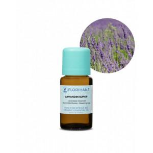 Ulei esential de Lavandin Super Organic Florihana 5 g