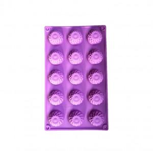 Forma de silicon Floricele 15 cavitati