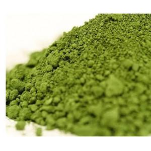 Pigment mineral verde de puritate ridicata 10 gr