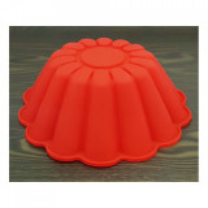 Forma de silicon pentru copt rotunda