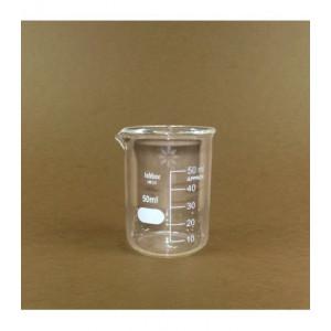 Pahar termorezistent sticla Berzelius 50 ml