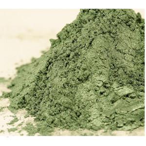 Pigment mineral perlat verde smarald 5 gr