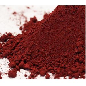 Pigment mineral rosu 2 de puritate ridicata 10 gr