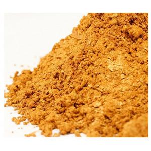 Pigment mineral perlat auriu 5 gr