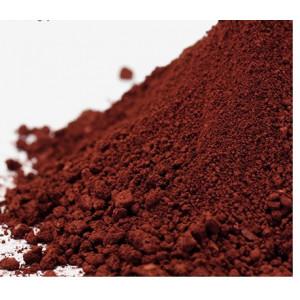 Pigment mineral rosu 3 Bordo de puritate ridicata 5 gr