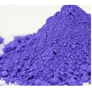 Pigment mineral violet-albastrui de puritate ridicata 5 gr