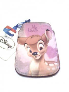 Cover cellulare Iphone smatphone bambina ragazza accessori Disney Bambi idee regalo online immagini