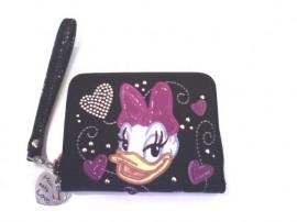 Portafoglio bambina ragazza accessori Disney Daisy Paperina idee regalo online immagini