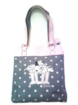 Borsa con manici shopping bag bambina Disney Carica 101 idee regalo online immagini