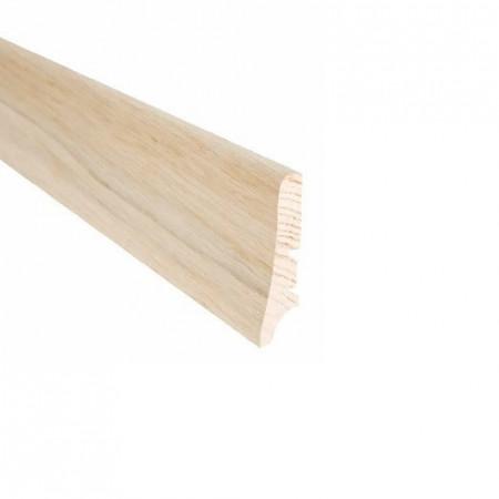 plinta stejar uleiat alb 58mm