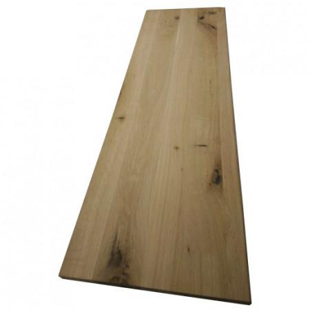treapta din lemn de stejar masiv.