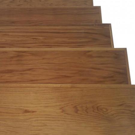 Trepte Stejar Stratificat (in consola scari suspendate)