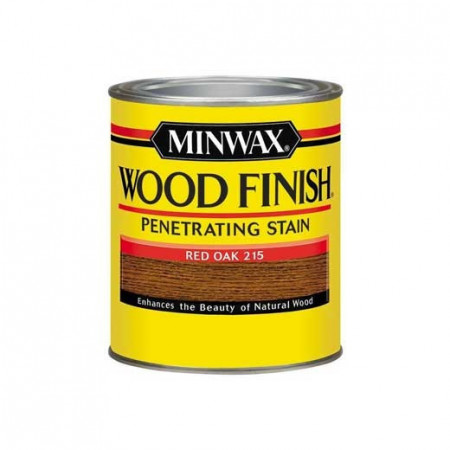 Bait Minwax Red Oak 215