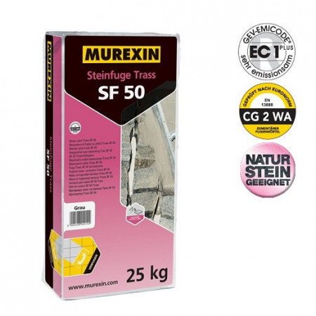 sac 25 kg murexin SF 50