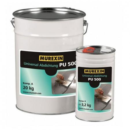 Hidroizolatie PU 500 23.2 kg (hidroizolatie elastica pu)