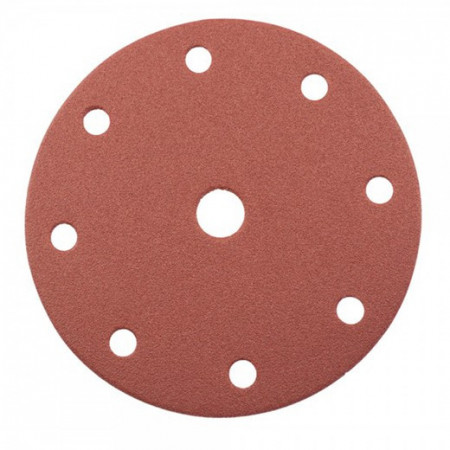 Disc 150 mm Velcro G100 (Dust-Holes)