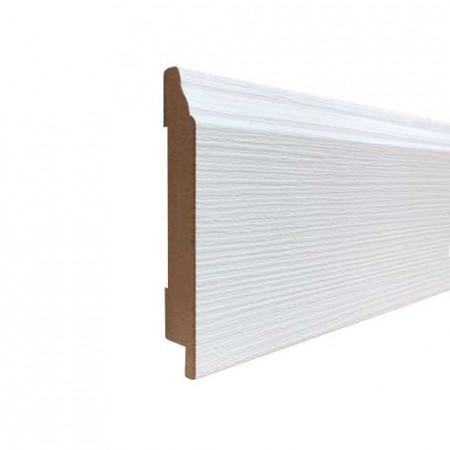 Plinta 95/16mm MDF Blanco White 2800mm
