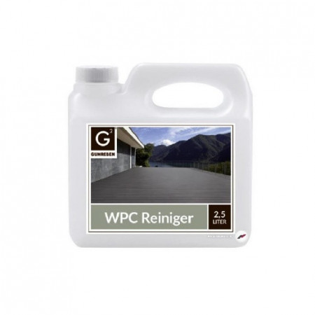 wpc cleaner 2.5L