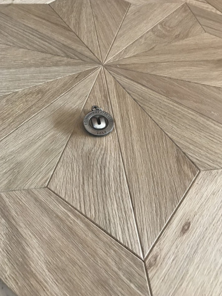 Poze Parchet Royal Star Small 550x550x15mm V Periat