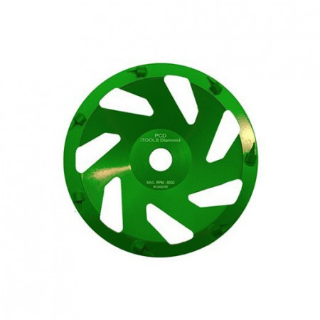 Disc Diamant PCD Verde