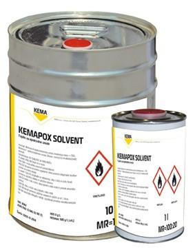 KEMAPOX SOLVENT 8 kg (diluant epoxi)
