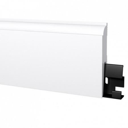 Plinta din polimer alb model Perth