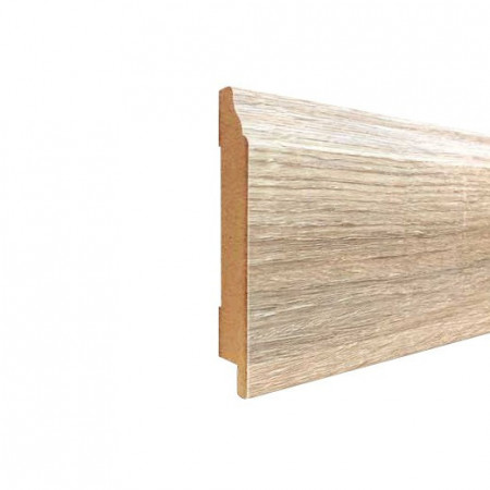 Plinta 95/16mm MDF Stejar Sonoma 2800mm