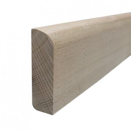 plinta lemn fag masiv 70mm
