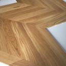 Chevron Dublustratificat Stejar Rustic 90/10mm UV Mat