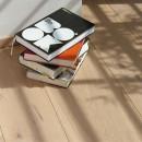 Boen Chalet Stejar Traditional White 200-350x20mm