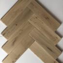 Herringbone Stejar 130/15mm RC Natural Oil