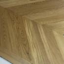 Parchet Chevron Natur 90/11mm Mat