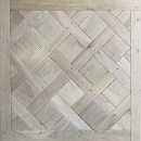 Parchet Versailles 870x870/15mm BRUT Bizot Antique ( brushed)