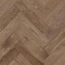 Herringbone Stejar COPPER 135mm Rustic Mat