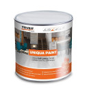 LAC TOVER UNIQUA PAINT 2.5L (lac parchet colorat)