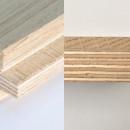 Parchet Chevron Natur 100/14.7mm Lac Mat
